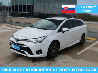 Toyota Avensis Combi Touring Sports 1.6 D-4d Stop&Start Active Trend+