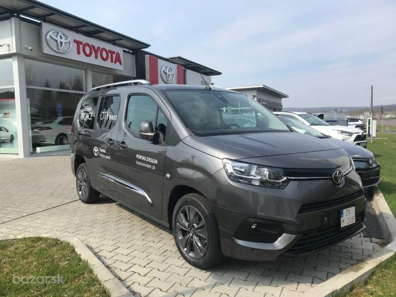 Toyota Proace City Verso Long 1,5 D4 Family 7 Comfort