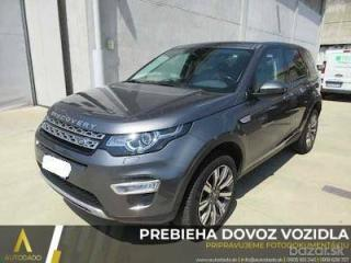 Land Rover Discovery Sport 2.0L TD4 180k HSE Luxury AT