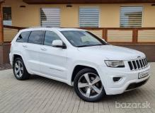 Jeep Grand Cherokee 3.0L V6 TD Overland A/T