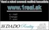 realitná kancelária 1  real . sk  /  5S-DADO s.r.o.