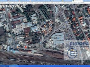 Europa RK - predaj komerčného pozemku priamo v centre Galanty