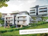 DOKONČUJEME ! Rezidencia Na Kolibe, 3i byt na predaj, 73 m2 + 136 m2, D.01.02
