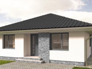 Precízne stavaný 4-izbový bungalov, 570 m2 pozemok, neďaleko RegioJetu, Hviezdoslavov