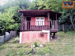 Záhrada s chatkou, 291 m2, Zimný potok, Prešov
