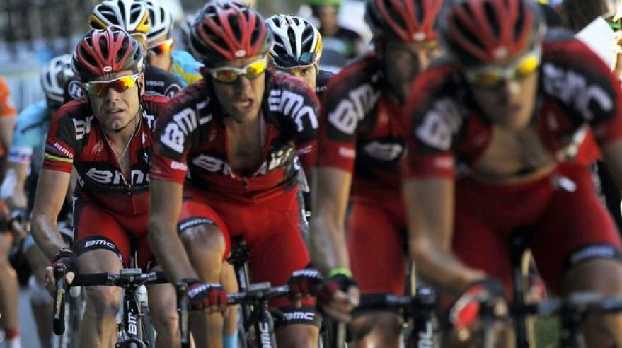 Bmc racing tdf2012 reuters