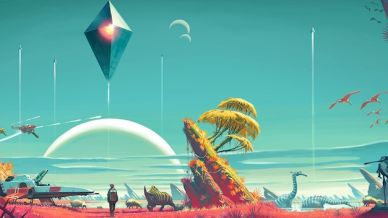 ikona No Man's Sky