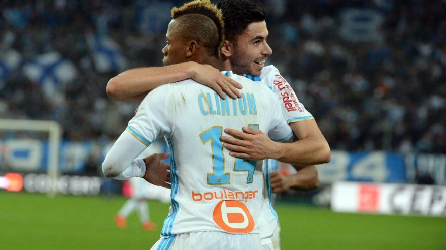 olympique marseille, ligue 1, futbal, france, feb2017