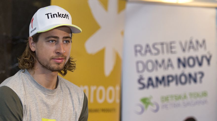 peter sagan. pohlad
