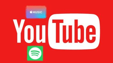 YouTube chce konkurovať Spotify a Apple Music.
