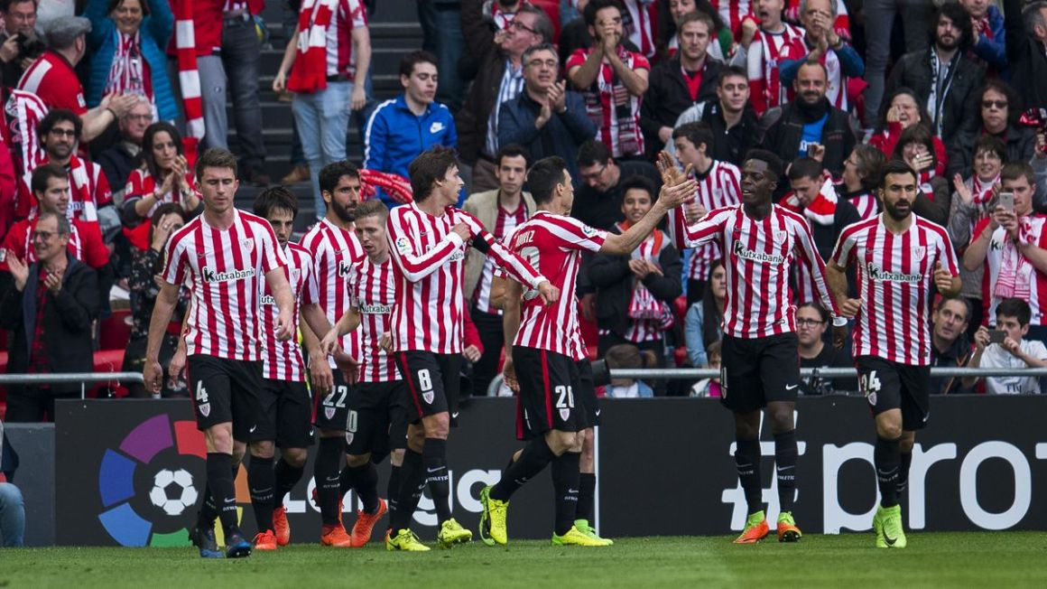 Athletic Bilbao mar17 Getty Images