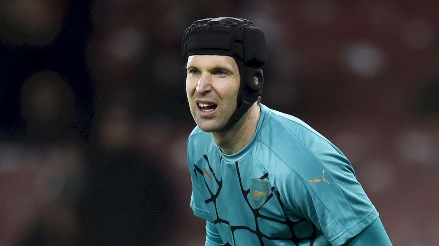 Petr Cech Arsenal lm mar16 Reuters