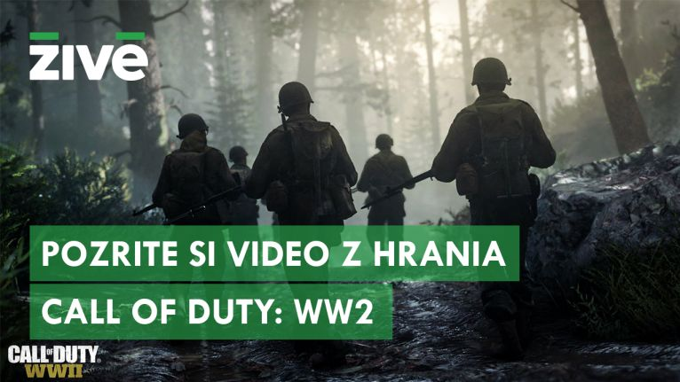 Nové Call of Duty