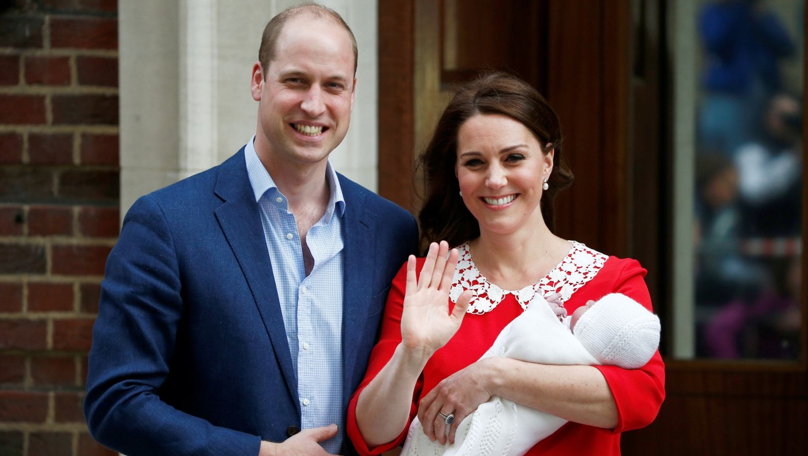 Kate a William si