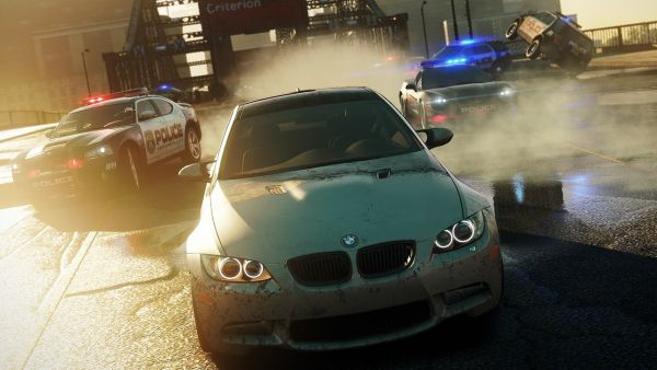 Need for Speed Most Wanted je zadarmo (zdroj: EA)