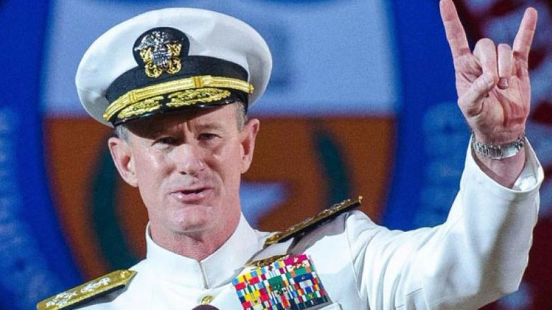 Admirers of Bill McRaven like to tell a story of his courage and grit Not against the enemy but against the legendarily ruthless Dick Marcinko a gungho