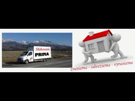 Sťahovanie PRIMA obr. 1