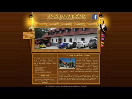 www.janosikovakrcma.sk
