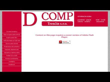 www.dcomp.sk
