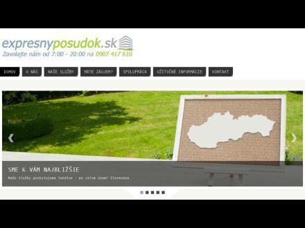 www.expresnyposudok.sk
