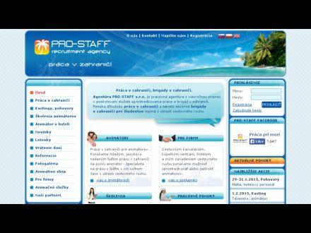 www.prostaff.sk/