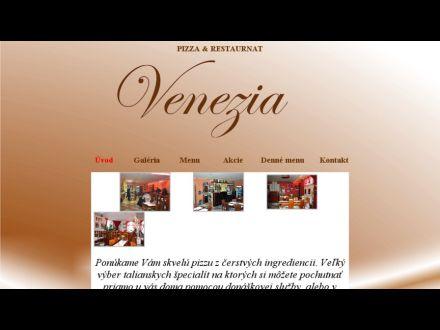www.pizzeriavenezia.sk