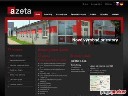 www.azeta.sk