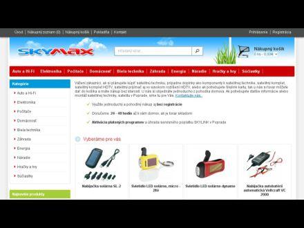 www.skymax.sk
