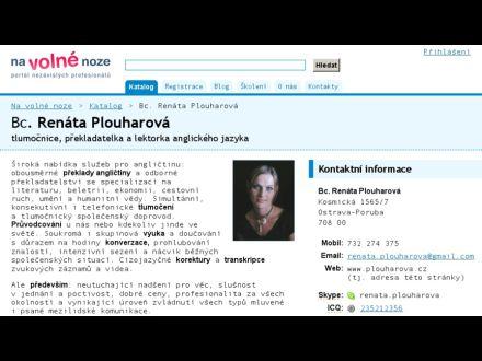 www.plouharova.cz