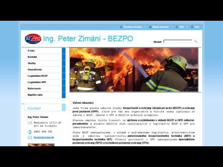 www.bezpo.webnode.sk