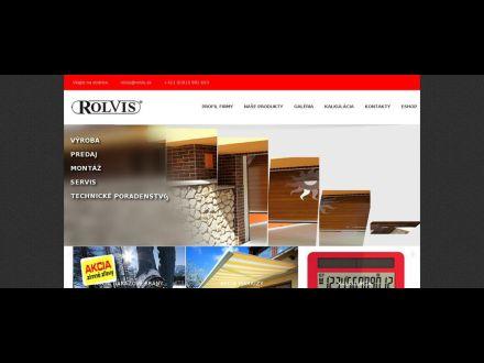 www.rolvis.sk