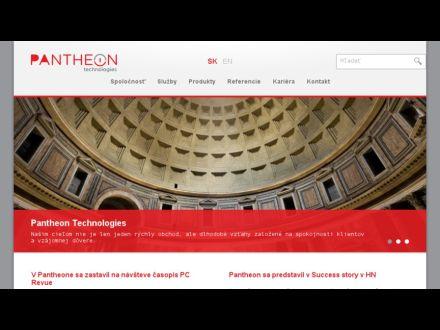 www.pantheon.sk