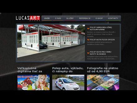 www.lucasartpromo.sk