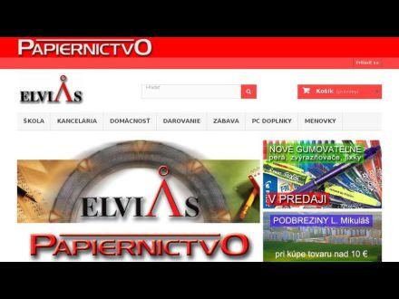 www.elvias.sk