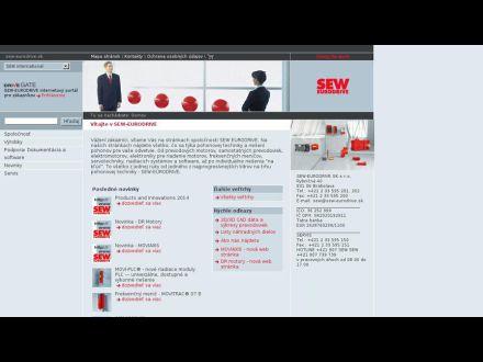 www.sew-eurodrive.sk