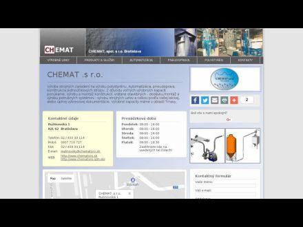 www.chematsro.ozm.sk