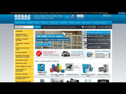 www.regaz.sk