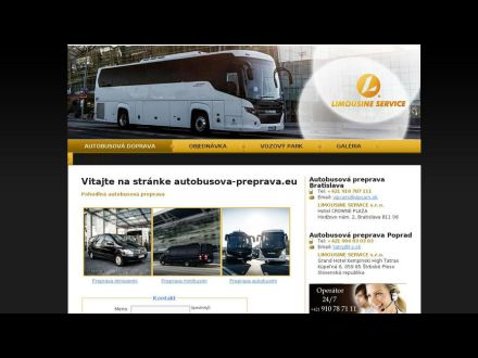 www.autobusova-preprava.eu
