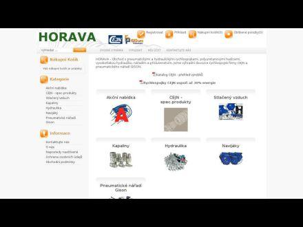 www.horava.sk