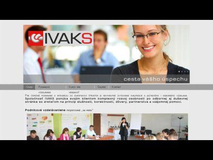 www.ivaks.sk