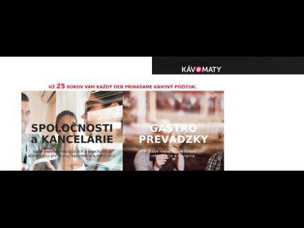www.kavomaty.sk