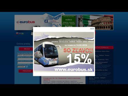 www.eurobus.sk