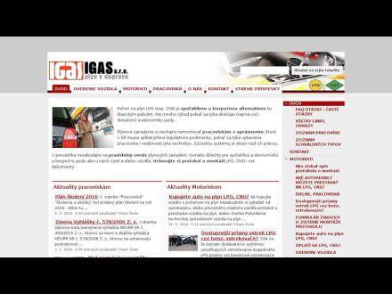 www.igas.sk