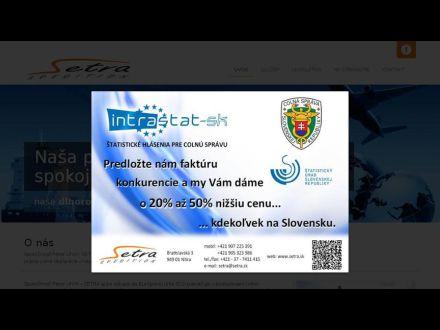 www.setra.sk