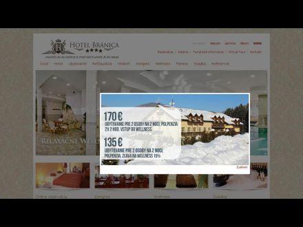 www.hotelbranica.sk