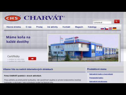 www.charvat-slovakia.sk