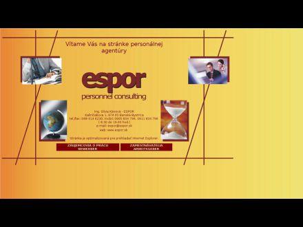 www.espor.sk