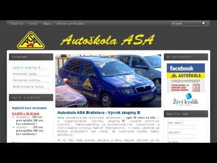 www.autoskola-asa.sk