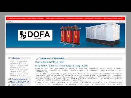 www.dofa.sk