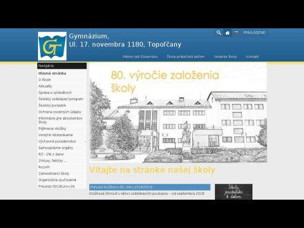 gymtop.edupage.sk